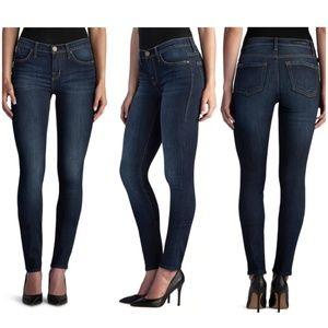 W's Rock & Republic Berlin skinny jeans sz 6